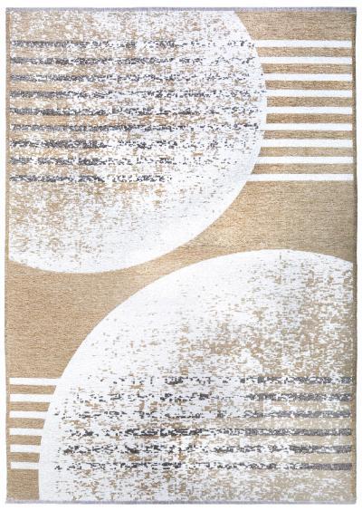 MORETTİ DUO ÇİFT TARAFLI HALI 11734-B BEJ-GRİ